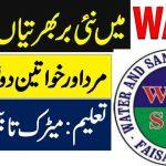 wasa jobs